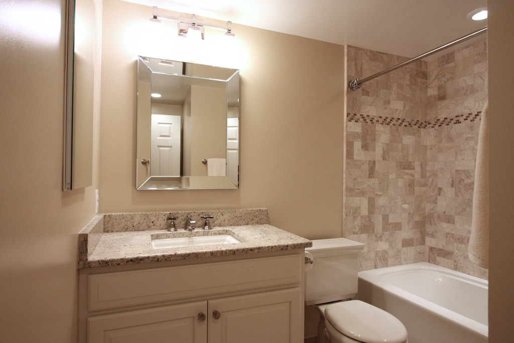 Allen Bathroom - Hambleton Construction (1)