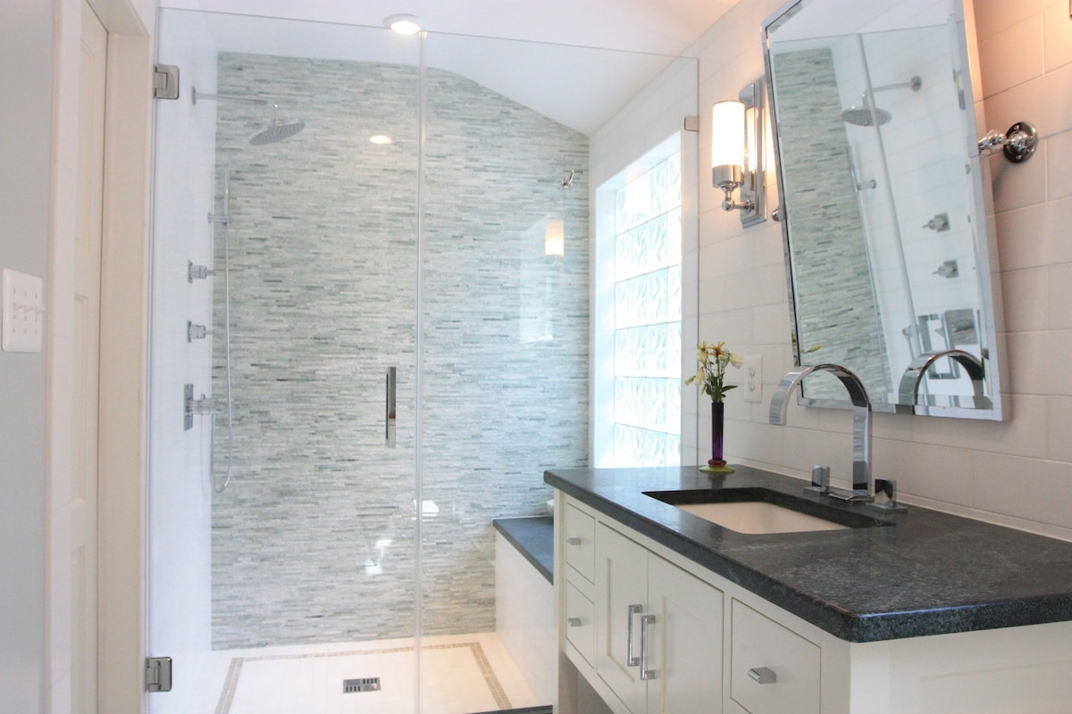 Arlington Bathroom Remodel - Hambleton Construction (1)