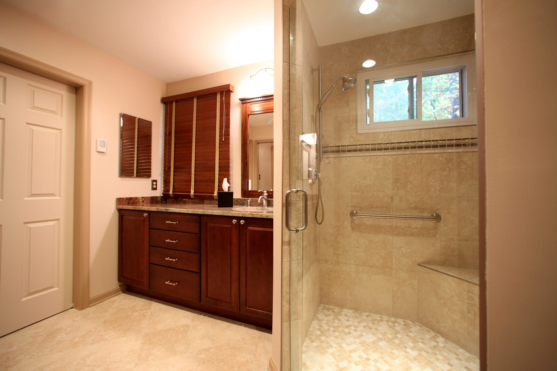 Bathroom Remodel - Hambleton Construction (2)