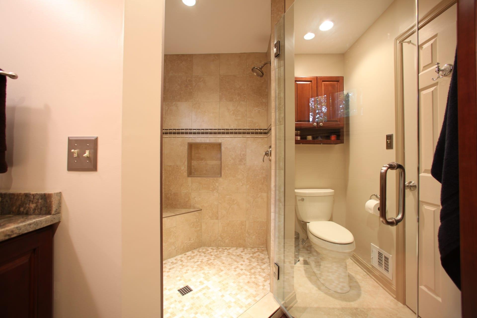 Bathroom Remodel - Hambleton Construction (3)