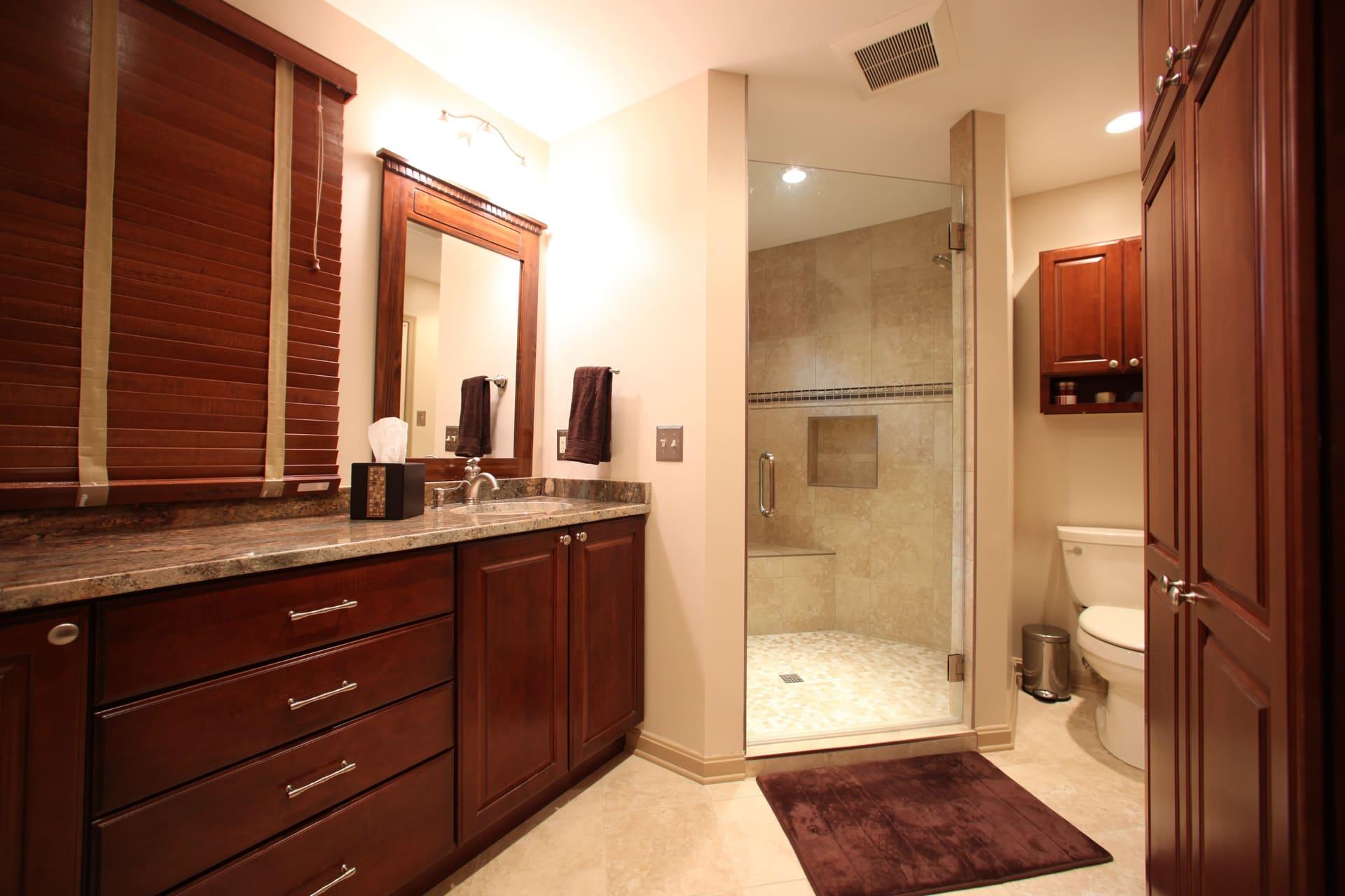 Bathroom Remodel - Hambleton Construction (4)