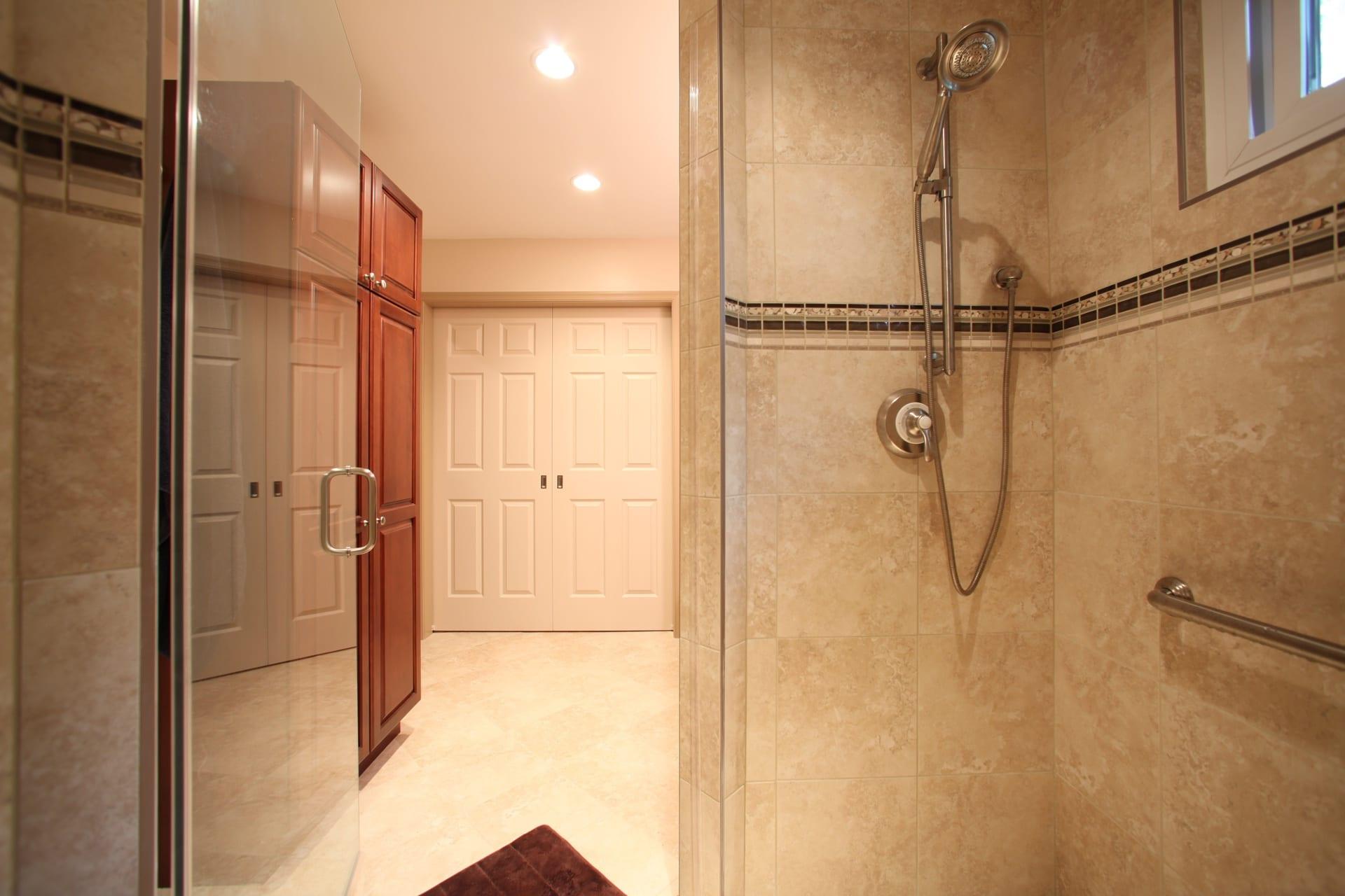 Bathroom Remodel - Hambleton Construction (5)