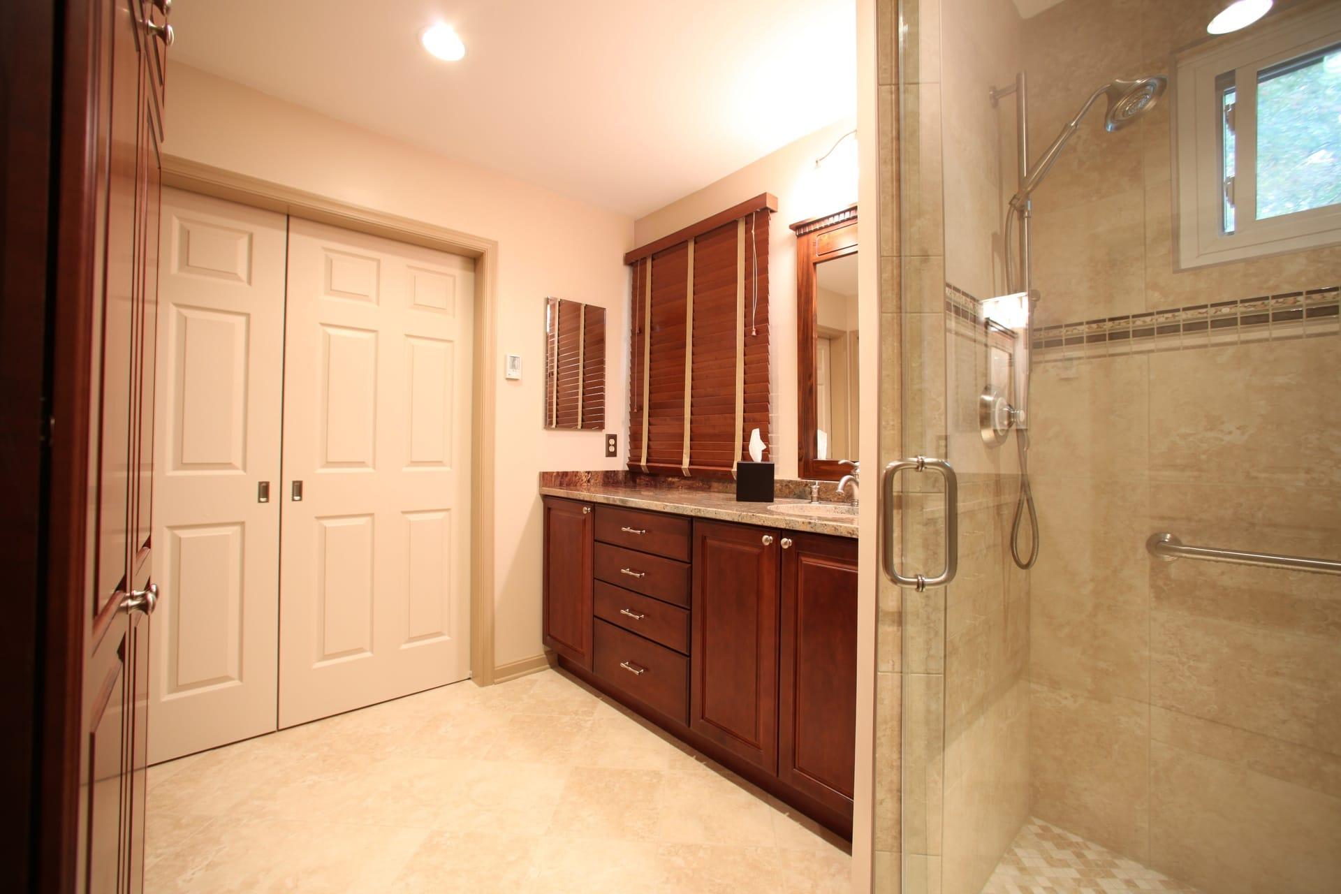 Bathroom Remodel - Hambleton Construction (6)