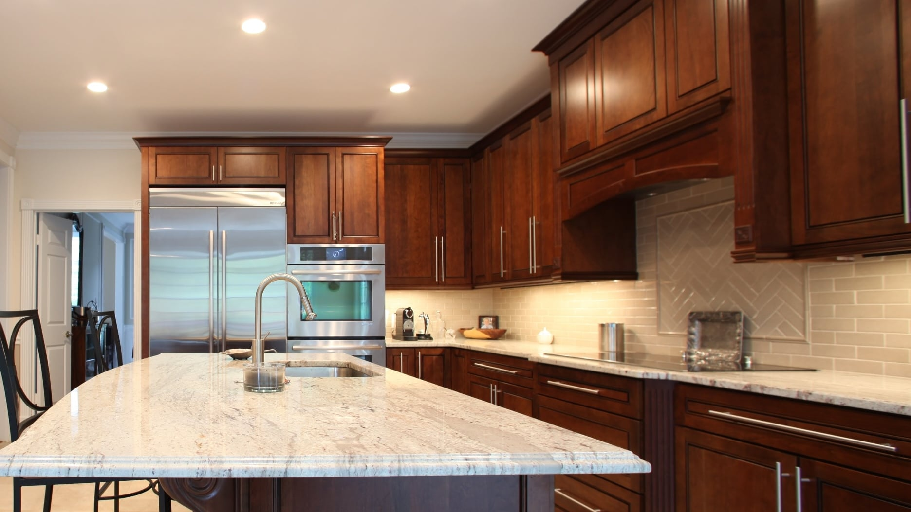 DiTullio Kitchen - Hambleton Construction (1)