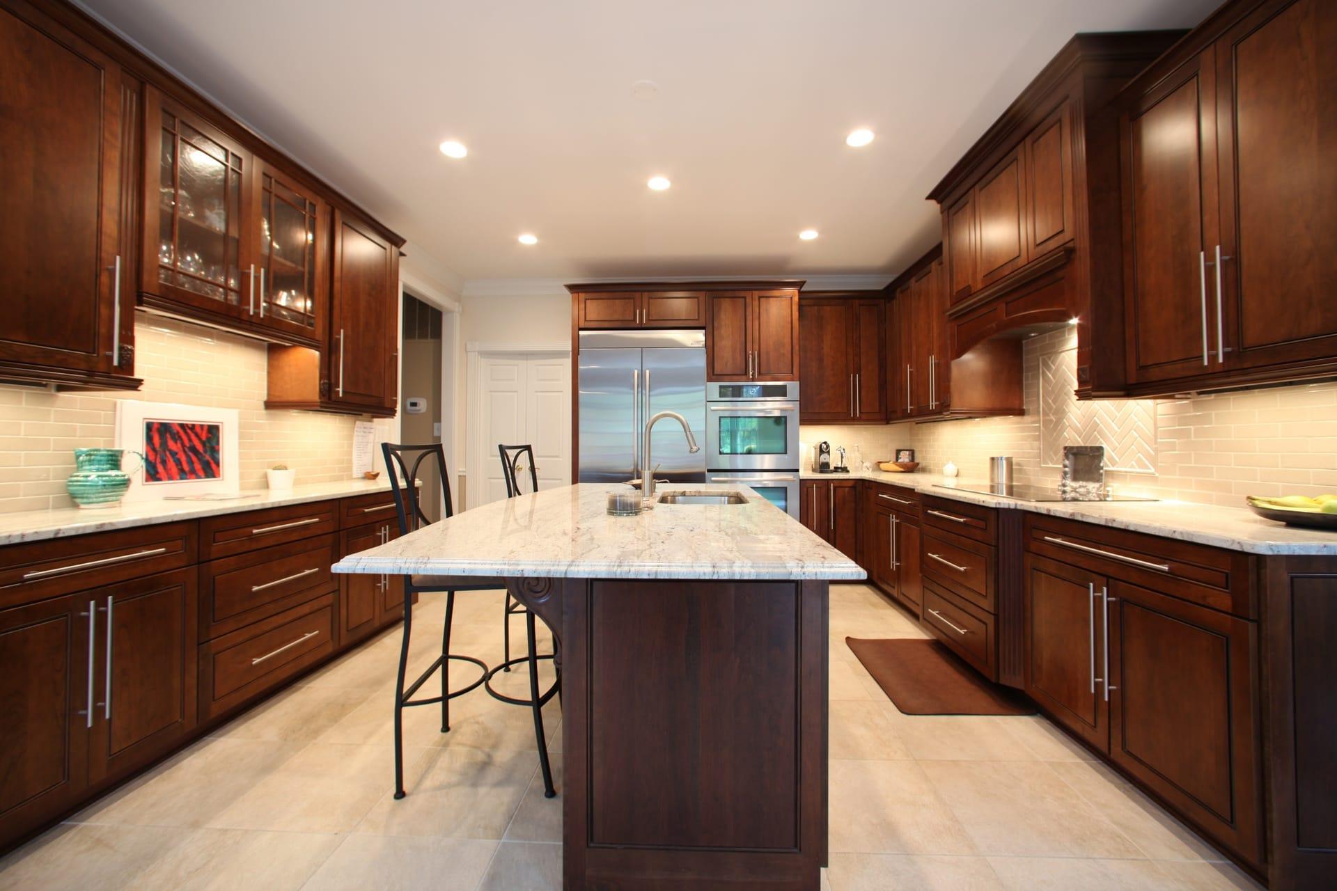DiTullio Kitchen - Hambleton Construction (10)