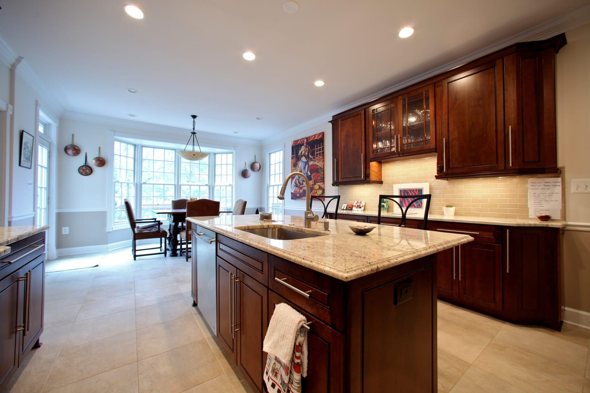 DiTullio Kitchen - Hambleton Construction (8)