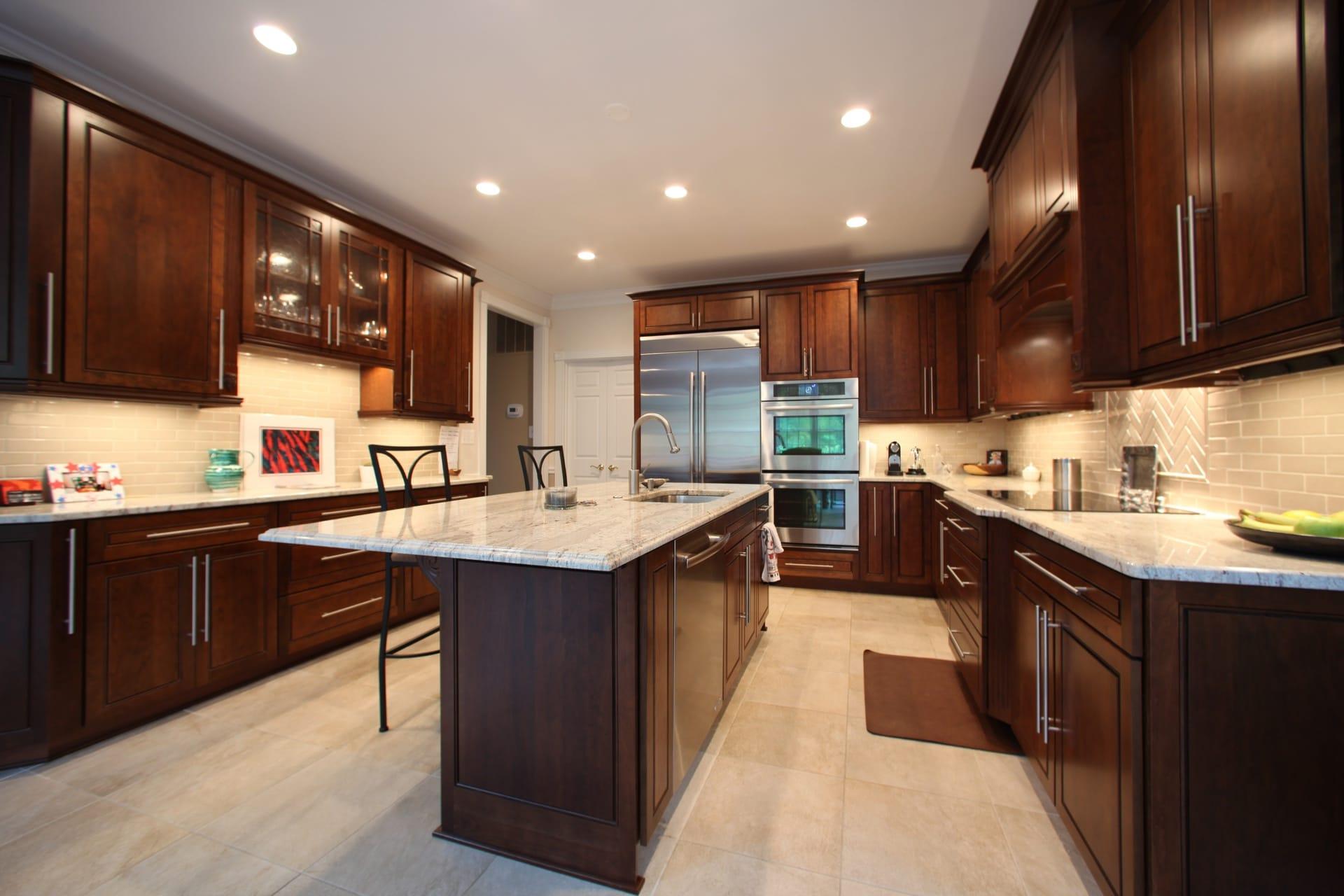 DiTullio Kitchen - Hambleton Construction (9)
