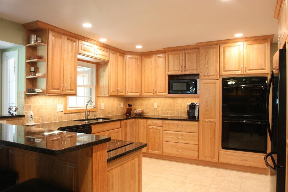 Franklin Kitchen - Hambleton Construction (1)