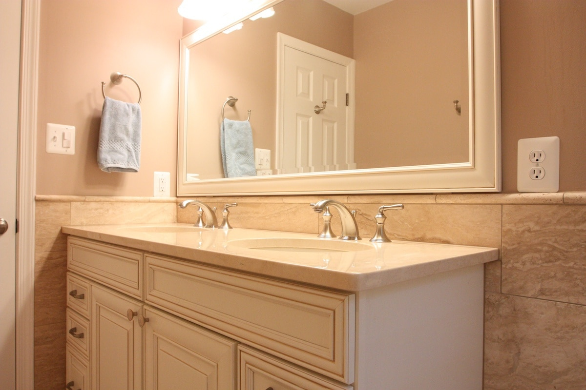 McLean Bathroom Remodel - Hambleton Construction (2)