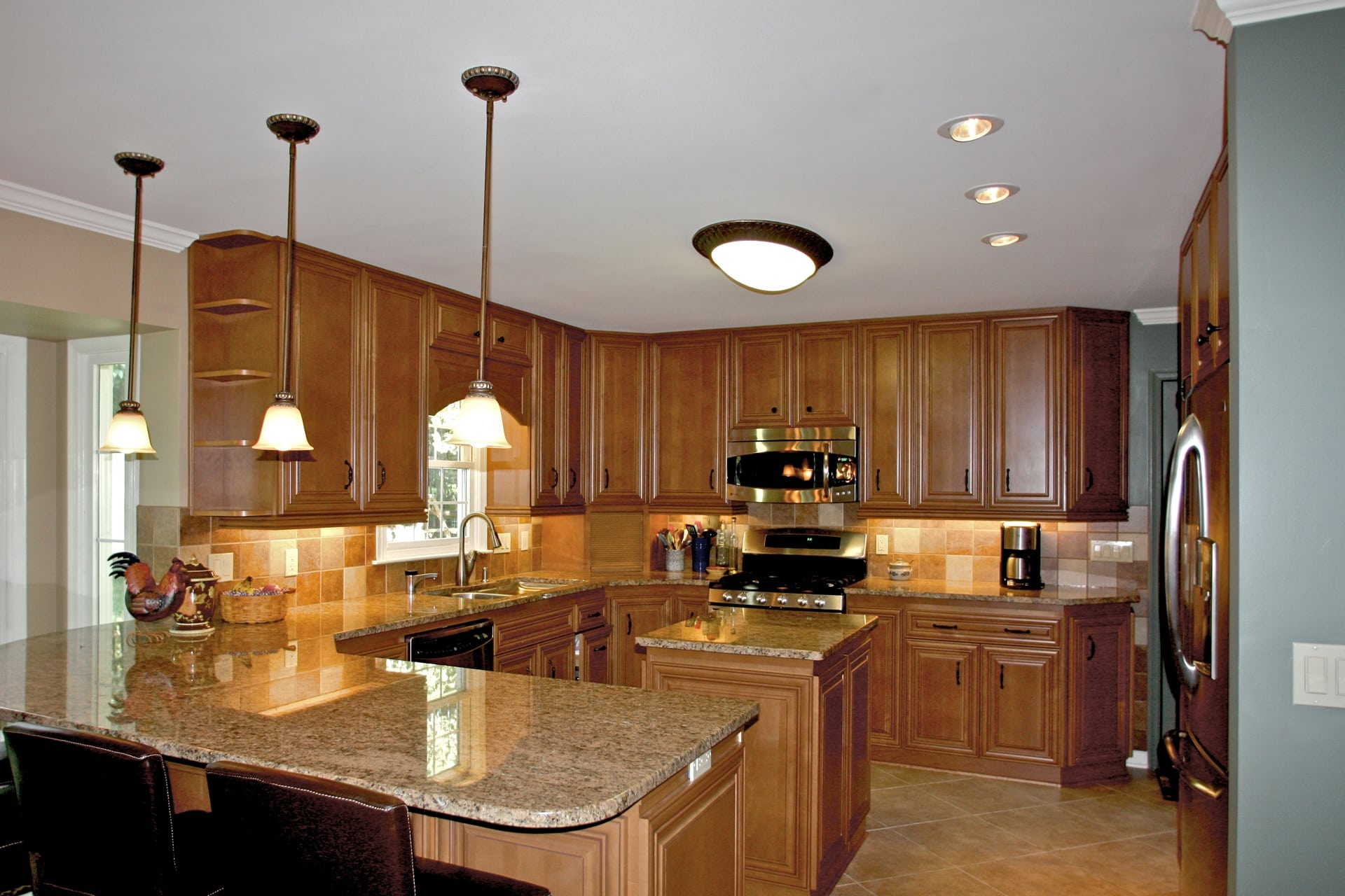 Hambleton Construction - Spengler Kitchen (2)
