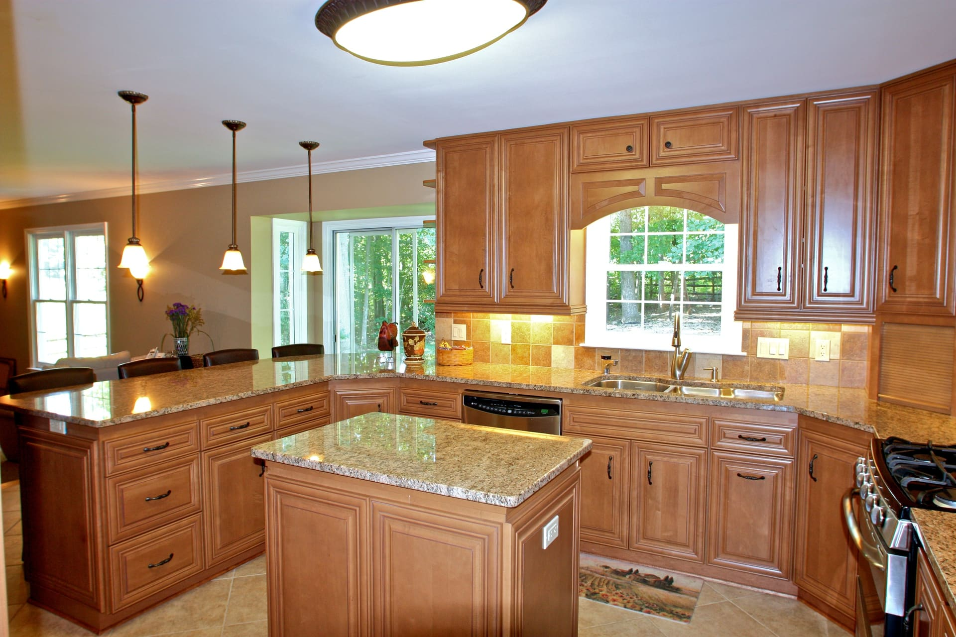 Hambleton Construction - Spengler Kitchen (3)