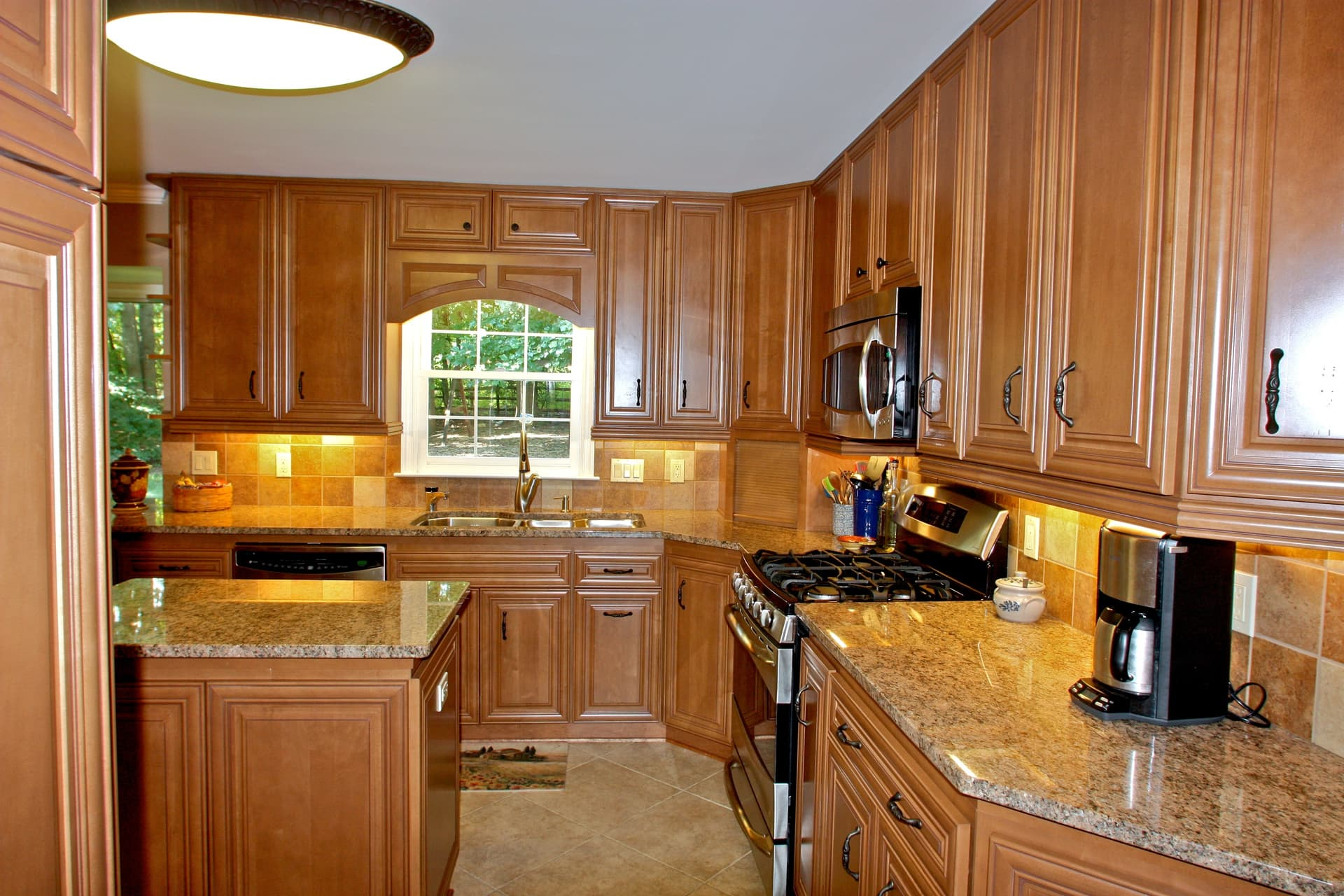Hambleton Construction - Spengler Kitchen (4)